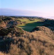 Fairway for 5 at Bandon Dunes Golf Resort, Bandon, Oregon
