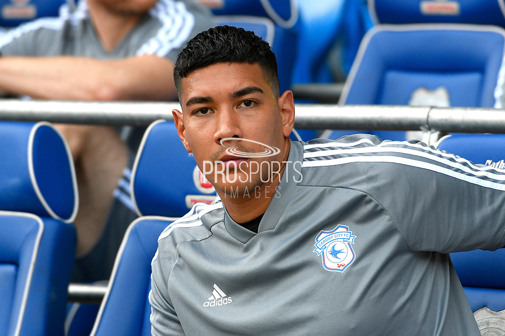 Neil Etheridge (1) of Cardiff City during the EFL Sky Bet Championship match between Cardiff City and Middlesbrough at the Cardiff City Stadium, Cardiff, Wales on 21 September 2019.