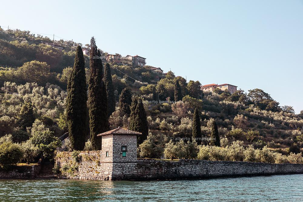 iTALY, ISEO LAKE, MOnte Isola, Siviano.