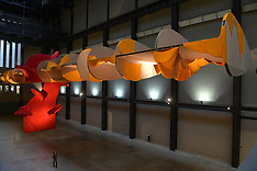 OCT 13 2014 Richard Tuttle installation at The Tate Modern