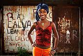 Cuba street portraits