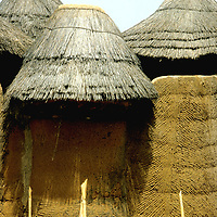 Somba Architecture, Atakora, Republic of Benin