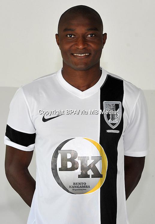 Ouwo Moussa Maazou   ( Sc Vitoria Guimaraes )