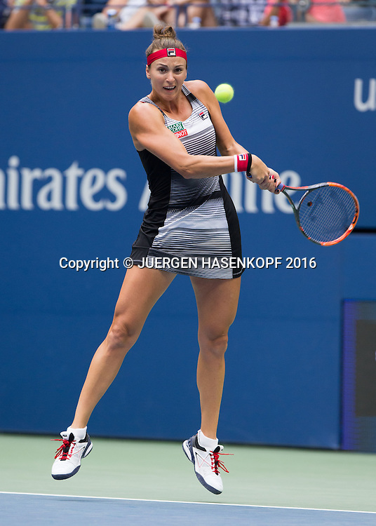 YAROSLAVA SHVEDOVA (KAZ)<br /> <br /> Tennis - US Open 2016 - Grand Slam ITF / ATP / WTA -  USTA Billie Jean King National Tennis Center - New York - New York - USA  - 5 September 2016.