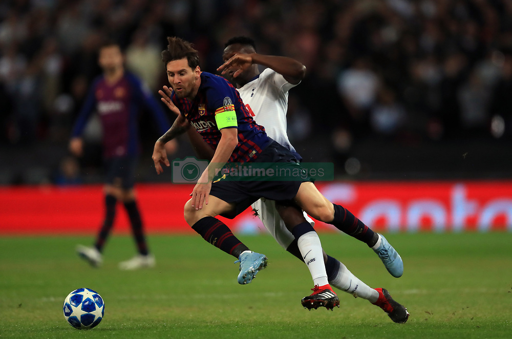 صور مباراة : توتنهام - برشلونة 2-4 ( 03-10-2018 )  38927161