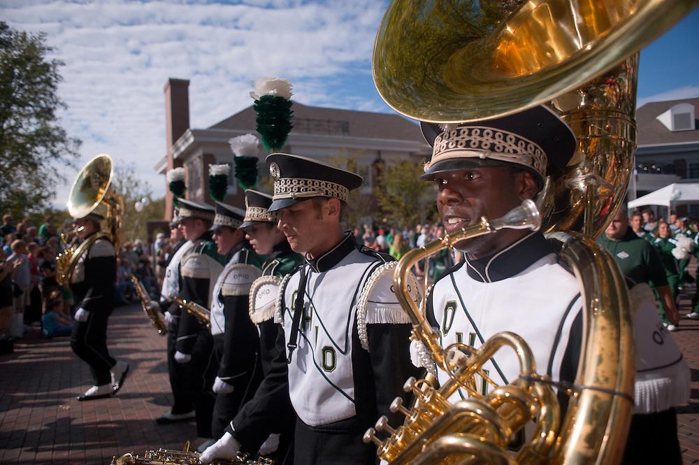19058Homecoming 2008: Parade
