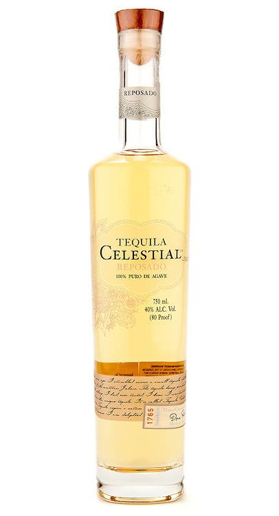 Celestial Tequila Reposado -- Image originally appeared in the Tequila Matchmaker: http://tequilamatchmaker.com