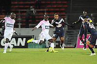 Dany NOUNKEU - 07.02.2015 - Evian Thonon / Bordeaux - 24eme journee de Ligue 1<br /> Photo : Jean Paul Thomas / Icon Sport
