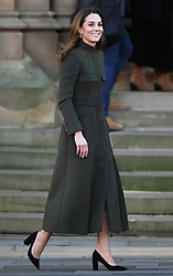The Duke and Duchess of Cambridge visit City Hall in Bradford's Centenary Square, and meet the people of Bradford in Yorkshire, UK, on the 15th January 2020. 15 Jan 2020 Pictured: Catherine, Duchess of Cambridge, Kate Middleton. Photo credit: James Whatling / MEGA TheMegaAgency.com +1 888 505 6342