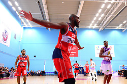 - Photo mandatory by-line: Dougie Allward/JMP - 17/11/2017 - BASKETBALL - SGS Wise Arena - Bristol, England - Bristol Flyers v London Lions - BBL Championship