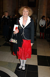 Artist GRAYSON PERRY at a party to launch 'Beauty Week' at the V&A in association with Estee Lauder- a special week of debates, talks and performances celebrating beauty on 24th January 2005.<br />