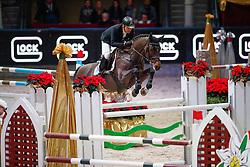 Hetzel Holger, (GER), Legioner<br /> MEVISTO Amadeus Horse Indoor Salzburg<br /> © Hippo Foto - Stefan Lafrentz<br /> 11-12-2016