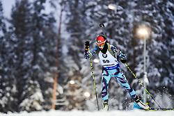 March 8, 2019 - –Stersund, Sweden - 190308 Seonsu Kim of Korea Republic competes in the Women's 7.5 KM sprint during the IBU World Championships Biathlon on March 8, 2019 in Östersund..Photo: Johan Axelsson / BILDBYRÃ…N / Cop 245 (Credit Image: © Johan Axelsson/Bildbyran via ZUMA Press)