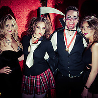 01.11.2014 (C) Blake Ezra Photography 2014. <br /> Jewish Care 'Spooktacular' Halloween Party at The Forge, London. <br /> www.blakeezraphotography.com<br /> Not for third party or commercial use.