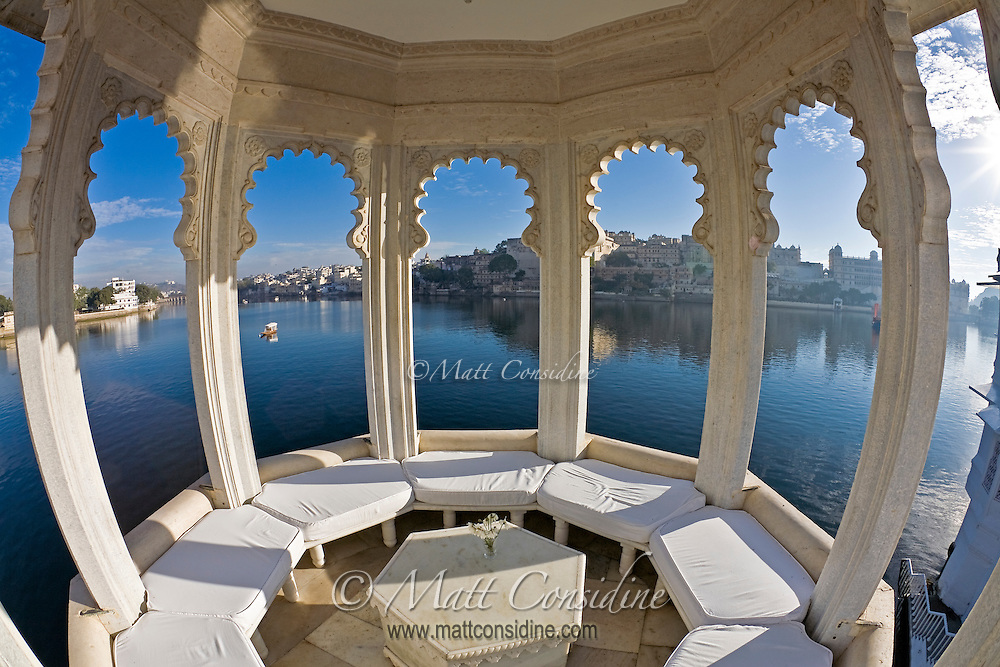 A great place for a long a luxurious lunch or breakfast.<br /> (Photo by Matt Considine - Images of Asia Collection)