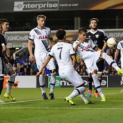 Spurs v FK Qarabag | Europa League | 17 September 2015