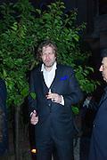 MAX EDER, Hauser and Wirth cocktail reception. Palazzo Balbi-Valier, Dorsoduro 866, Venice, Venice Biennale, Venice. 5 May 2015