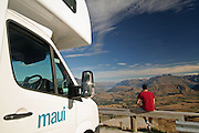 maui, britz, united campervan holiday photography north & south island new zealand tourism photography