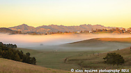 The Tangihua Range is a distinctive, rugged landmark of the Whangarei/Dargaville area. Image shot from Maungakaramea.