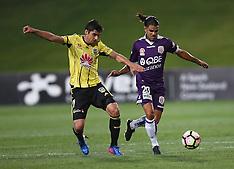 Auckland-Football, A-League, Phoenix v Glory