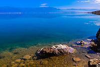 Dead Sea, Israel.