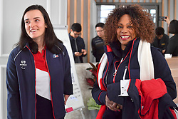 Behind the scenes at the PyeongChang2018 Winter Paralympic Games.<br /> Dans les coulisses au Jeux Paralympiques, PyeongChang2018.