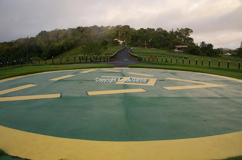 He?liport de Vale do Juliana/Heliport of Vale do Juliana