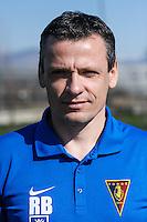FOOTBALL POLISH EKSTRAKLASA SEASON 2014/2015<br /> Pogon Szczecin<br /> N/Z RAFAL BURYTA