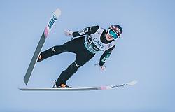 09.03.2020, Lysgards Schanze, Lillehammer, NOR, FIS Weltcup Skisprung, Raw Air, Lillehammer, Herren, im Bild Junshiro Kobayashi (JPN) // Junshiro Kobayashi of Japan during men's 2nd Stage of the Raw Air Series of FIS Ski Jumping World Cup at the Lysgards Schanze in Lillehammer, Norway on 2020/03/09. EXPA Pictures © 2020, PhotoCredit: EXPA/ JFK