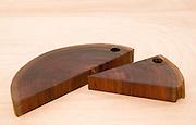woodwork. Handmade Eucalyptus serving boards