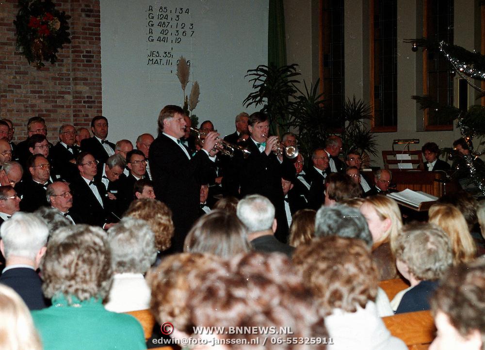 Kruiskerk Huizen concert Gebroeders Brouwer