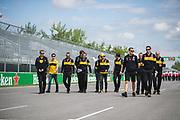 June 7-11, 2018: Canadian Grand Prix. Carlos Sainz Jr. (SPA) Renault Sport Formula One Team, R.S. 18