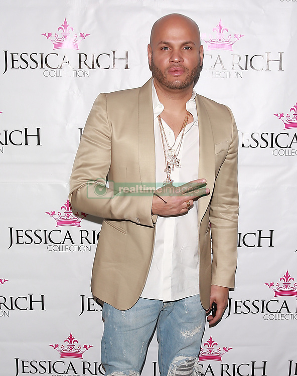 EXCLUSIVE: Designer Jessica Rich Collection had an appreciation dinner with friends and family and her new boyfriend Stephan Belafonte at Viva in Hollywood. This is confirmation of their new relationship. 14 Mar 2018 Pictured: Jessica Rich, Stephan Belafonte. Photo credit: TwistImages / MEGA TheMegaAgency.com +1 888 505 6342