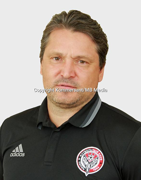 Portraits, FC Amkar Perm, August 2016