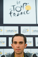 2014 Tour De France Grand Depart Press Conferences July 4th
