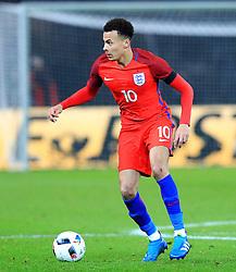 Englands Dele Alli - Mandatory by-line: Matt McNulty/JMP - 26/03/2016 - FOOTBALL - Olympiastadion - Berlin, Germany - Germany v England - International Friendly