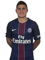 Marco Verratti of PSG during PSG photo call for the 2016-2017 Ligue 1 season on September, 7 2016 in Paris, France<br /> Photo : C.Gavelle/ PSG / Icon Sport