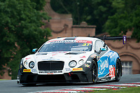Rick Parfitt, Jr (GBR) / Seb Morris (GBR)  #31 Team Parker Racing  Bentley Continental GT3  Bentley 4.0L Turbo V8 British GT Championship at Oulton Park, Little Budworth, Cheshire, United Kingdom. May 28 2016. World Copyright Peter Taylor/PSP.
