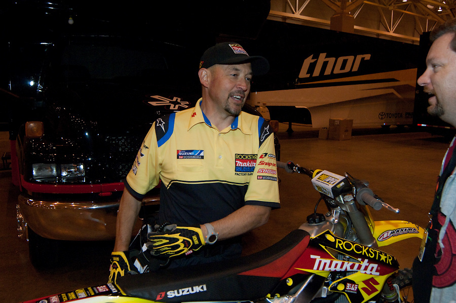Monster Energy AMA Supercross.Edward Jones Dome.St. Louis, Missouri.April 17, 2010