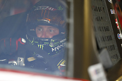 April 6, 2018 - Ft. Worth, Texas, United States of America - April 06, 2018 - Ft. Worth, Texas, USA: Kurt Busch (41) gets ready to practice for the O'Reilly Auto Parts 500 at Texas Motor Speedway in Ft. Worth, Texas. (Credit Image: © Stephen A. Arce Asp Inc/ASP via ZUMA Wire)