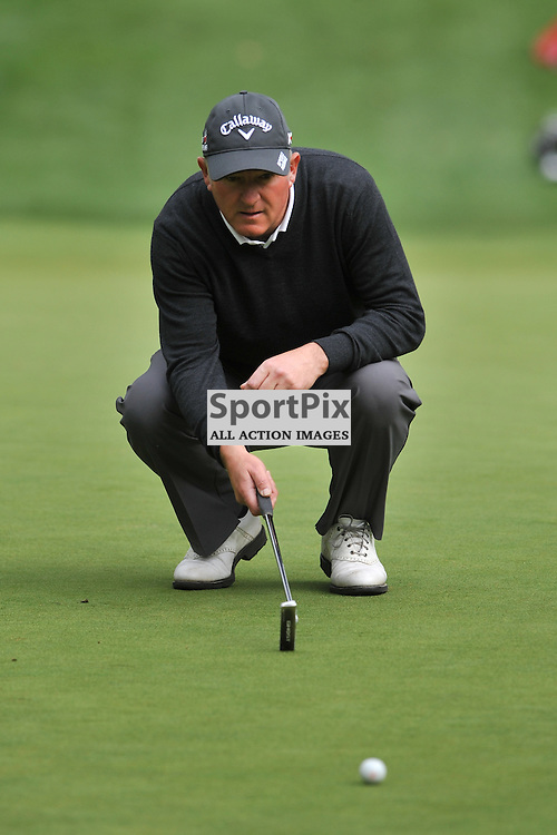 Peter Baker England,  British Masters, European Tour, Woburn Golf Club, 8th October 2015British Masters, European Tour, Woburn Golf Club, 8th October 2015