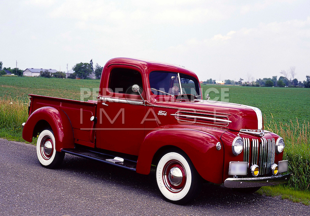 1946 Ford Pick Up Truck