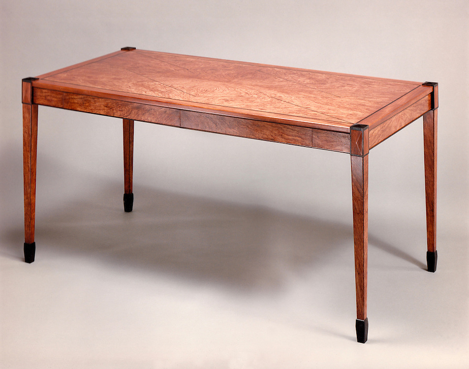 Curators desk<br />