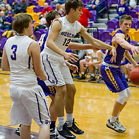 12-30-15 Berryville Holiday Hoops  Berryville Boys vs. Monett