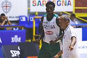 Awudu Abass<br /> Raduno Nazionale Maschile Senior<br /> Allenamento pomeriggio<br /> Cagliari, 05/08/2017<br /> Foto Ciamillo-Castoria/ M. Brondi