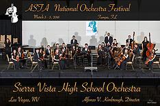 Sierra Vista High School Orchestra