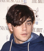Take That at The BRIT Awards Launch 1993 <br /> Monday 11 Jan 1993.<br /> The Hard Rock Cafe, London, England<br /> Photo: JM Enternational