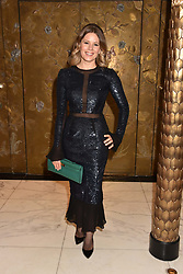 Tarka Russell at The Cartier Racing Awards 2018 held at The Dorchester, Park Lane, England. 13 November 2018. <br /> <br /> ***For fees please contact us prior to publication***