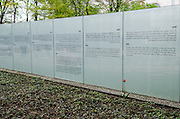 Memorial to the Sinti and Roma murdered by the Nazis, Tiergarten Park, Berlin, Germany