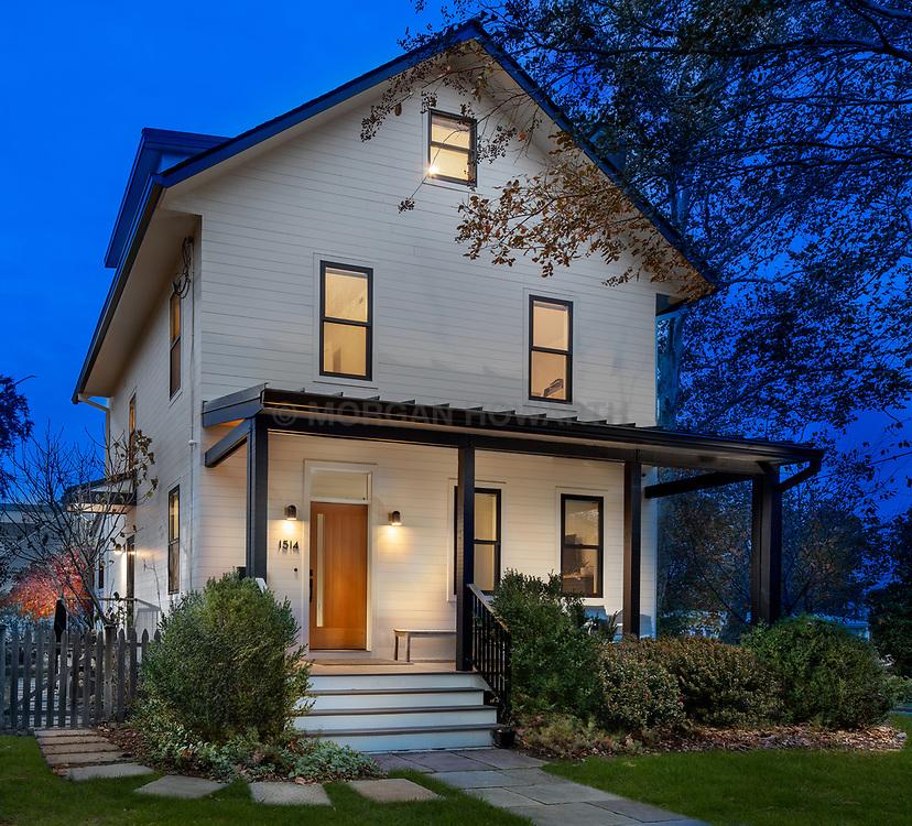 1514 Irving St NE Washington, DC  interior and exterior